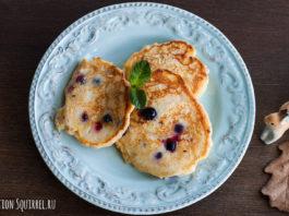 Нежные и невероятно вкусные сырники с рикоттой и ягодами от potionsquirrel.ru