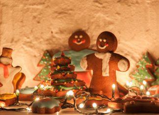 Имбирные пряники — вкусный новогодний рецепт с фото от PotionSquirrel.ru