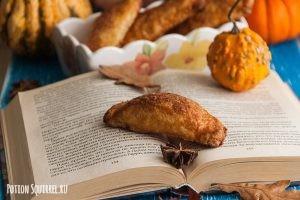 Вкусные тыквенные пирожки - рецепт от potionsquirrel.ru