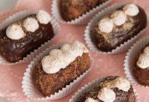 Пирожное Картошка. Ингридиенты, фото и пошаговый рецепт от PotionSquirrel.ru
