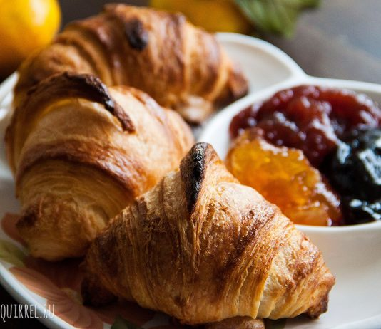 Правильные круассаны, рецепт европейских пекарей на potionsquirrel.ru