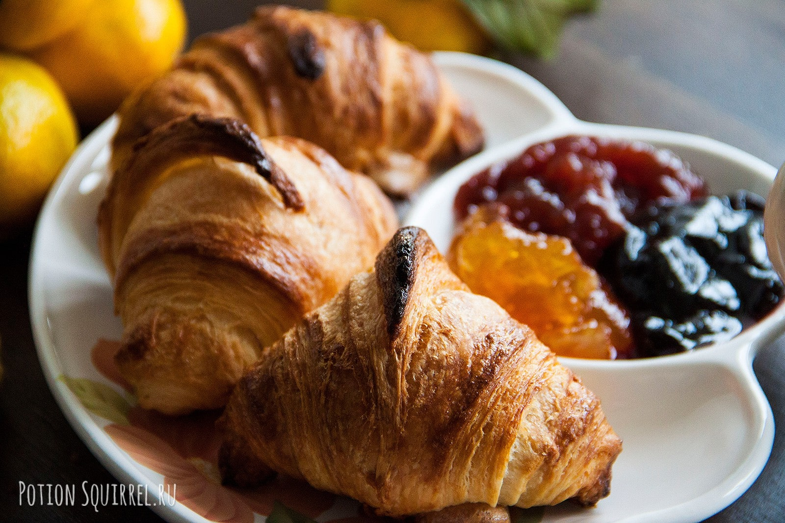 Correct croissants, a recipe for European bakers on potionsquirrel.ru