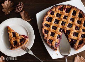 Чертовски хороший пирог с вишней, как сказал бы агент Купер на potionsquirrel.ru