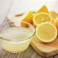 Лимонный сок и рецепты с ним от potionsquirrel.ru