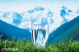 Пить много воды. Советы от potionsquirrel.ru