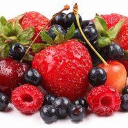 Свежие ягоды и рецепты с ними от potionsquirrel.ru