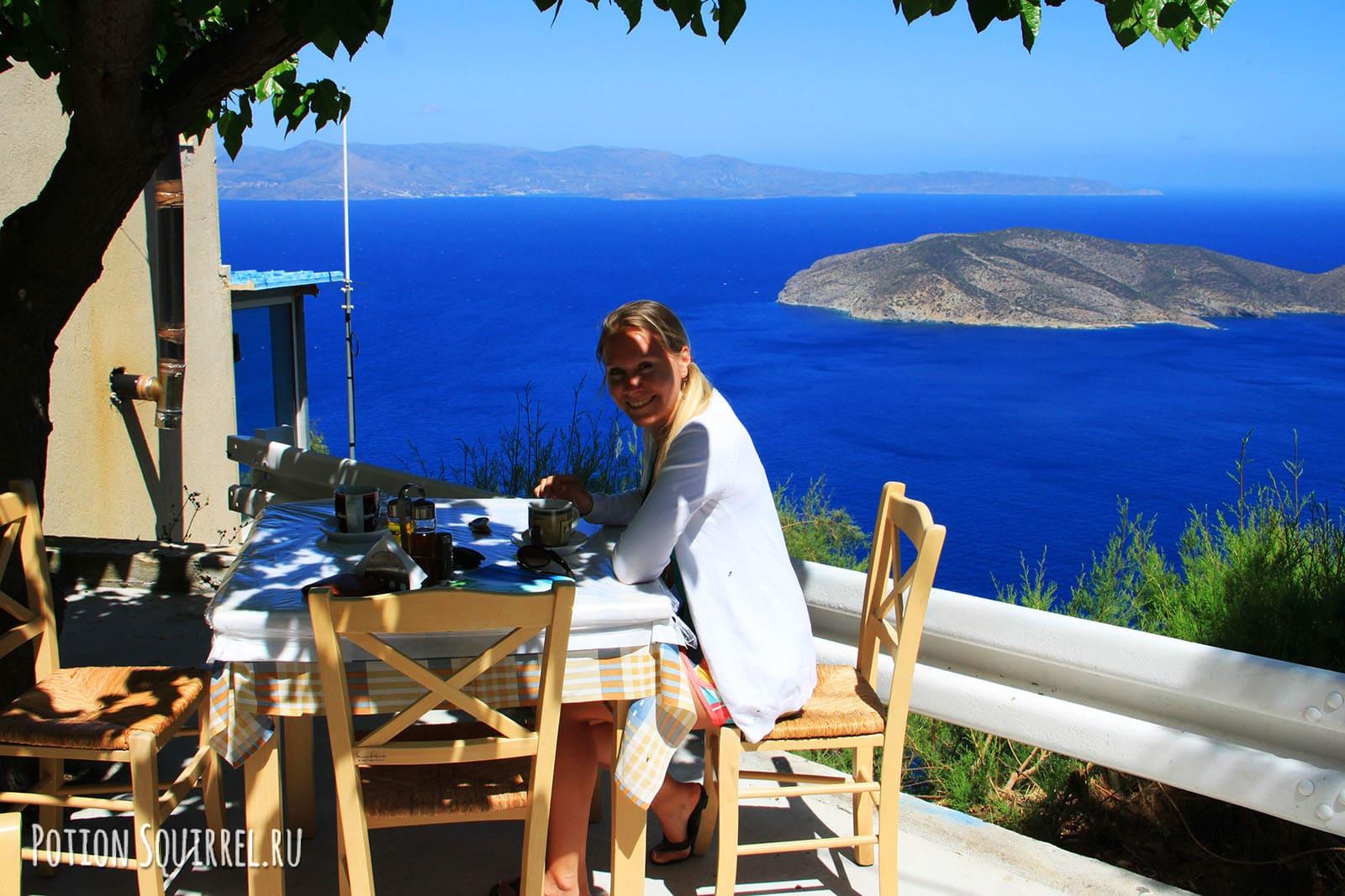 Греция - родина греческого салата!