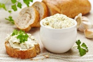 Творожный сыр в кулинарии