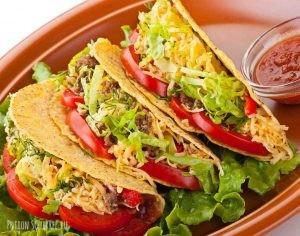 Мексиканская приправа и блюда с ней