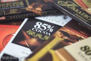 Темный шоколад 70% какао