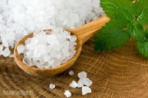 Соль. Разновидности