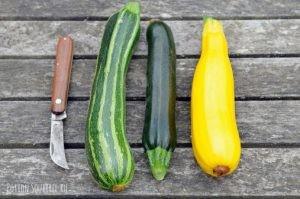 Цукини калорийность и польза