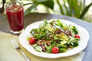 Как использовать салатные миксы