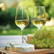 Вино белое полусухое и рецепты с ним от potionsquirrel.ru