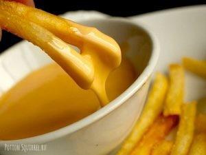 Сырный соус в кулинарии