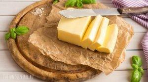 Butter. Benefit