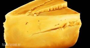 Сыр Чеддер. Свойства