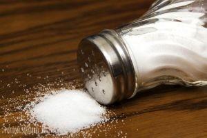 Соль. Виды