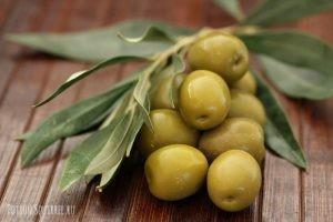 Оливки при простуде