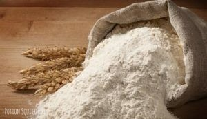 Мука пшеничная обойная