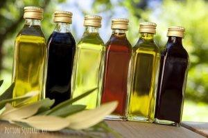 Классификация растительных масел