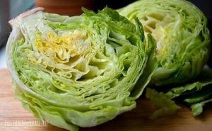 Ценные свойства салата Айсберг