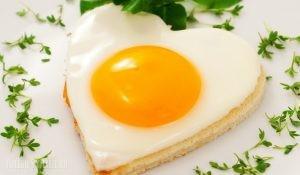 Яичный белок польза