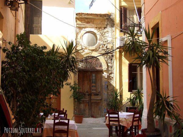 На улицах старого Ретимно