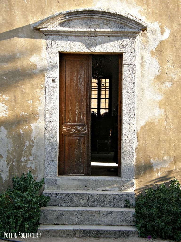 Старый Ретимно. Двери