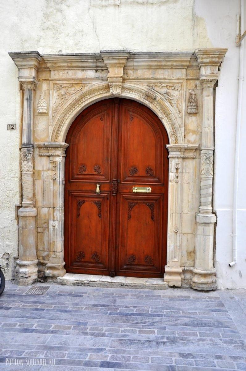 Двери Ретимно. Старый город