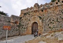 Fortezza. Main gate