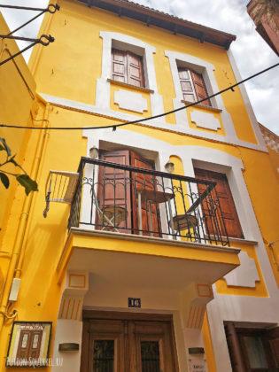 Желтый дом. Старая Ханья