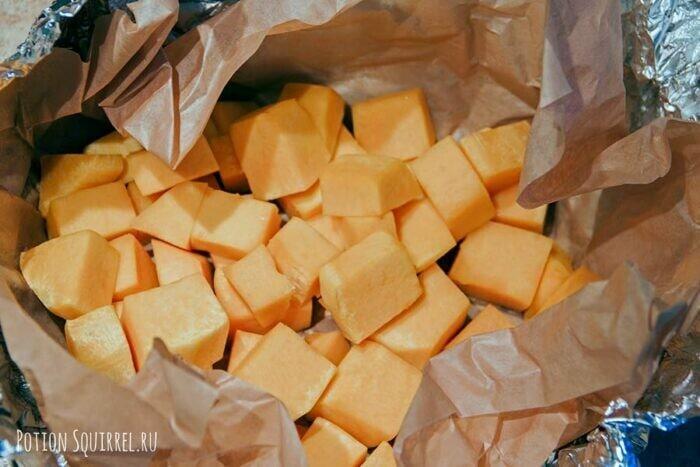 Пирожки из Гарри Поттера: запечь баттернат в духовке - potionsquirrel.ru