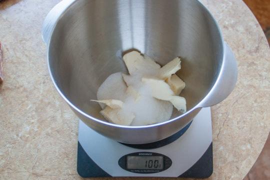 100 гр сахара