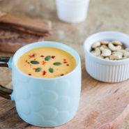 Тыквенный суп по-тайски