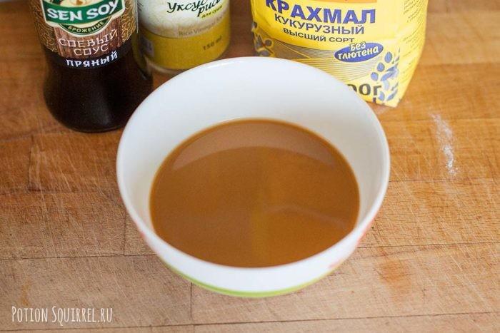 Говядина по-монгольски: сделать соус рецепт potionsquirrel.ru